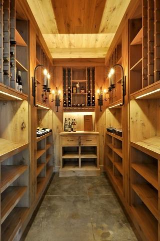 法式风格效果套图酒柜