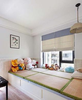 118平新古典温馨住宅欣赏儿童房