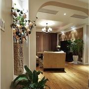 现代美式住宅套图室内摆饰