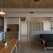 日式淡雅住宅欣赏餐厅