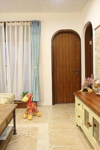 地中海小资户型住宅欣赏客厅电视柜