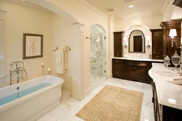 法式别墅套图欣赏卫生间