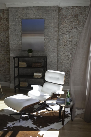 新古典装饰住宅效果图卧室局部