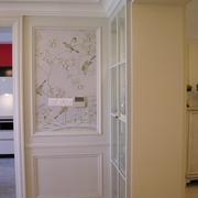 欧式设计风餐厅厨房隔断