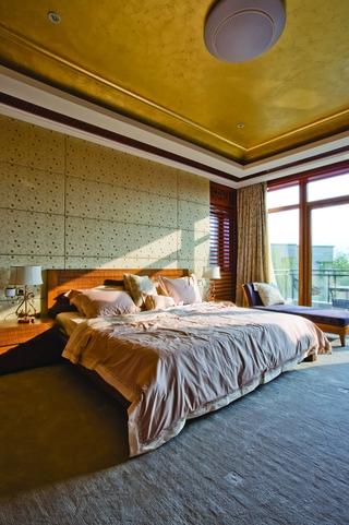 阳光卧室装修效果图