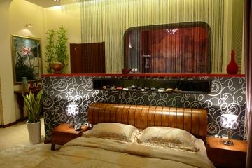 古典风卧室装修效果图