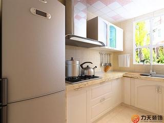 简约两室两厅欣赏厨房效果