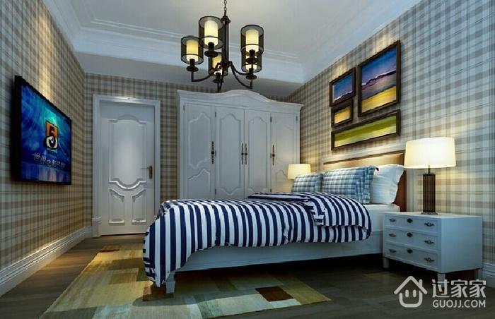欧式风格卧室衣柜效果图 时尚家居必备