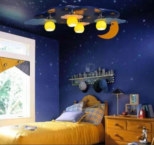 儿童卧室灯如何进行选择?