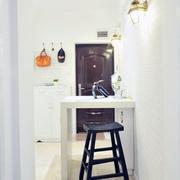 50平小户型地中海设计欣赏吧台