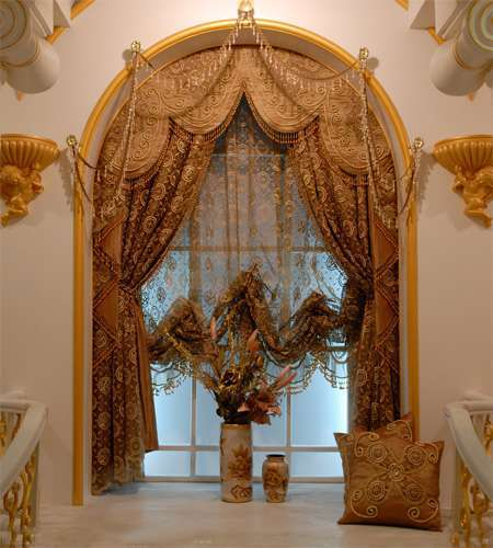 如何选购家用窗帘?