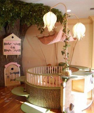 用硅藻泥装修儿童房,父母最放心!