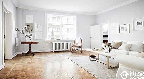 客厅墙面选择什么颜色好?