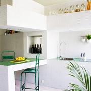 36平小清新公寓欣赏厨房