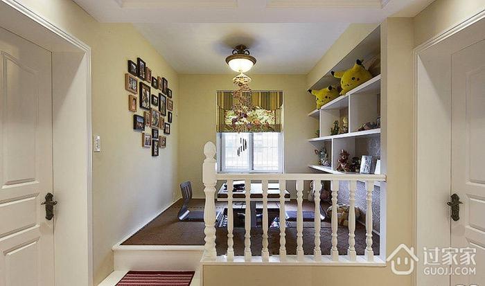 客厅榻榻米装修效果图 打造休闲家居