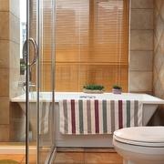 125平简约婚房欣赏卫生间
