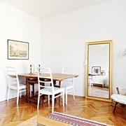 43平现代有爱一居室欣赏餐厅
