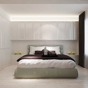 白色现代风住宅设计欣赏