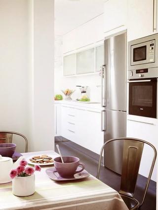 北欧60平米小户型欣赏餐厅设计