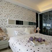 现代风格住宅设计卧室效果