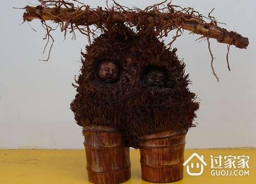 如何鉴定竹雕工艺品