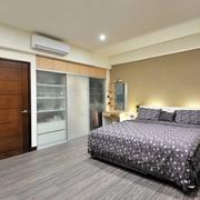121平流程现代住宅欣赏卧室