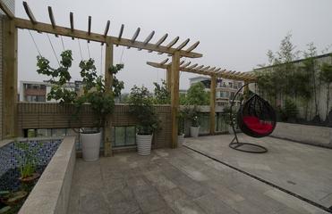 新古典别墅设计图花园