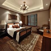东南亚泰式风格卧室