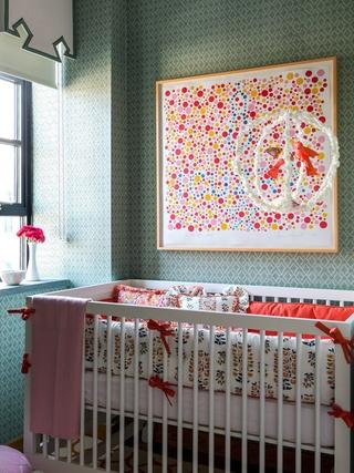 个性实用现代阁楼住宅欣赏儿童房