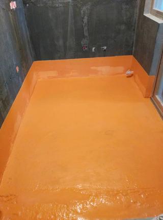 项目经理版施工节点14:瓦工开工(厨房防水)