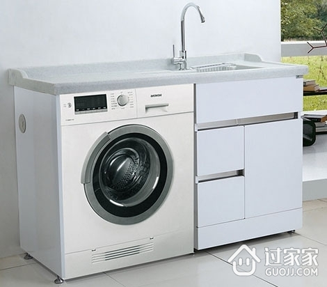 阳台洗衣柜的材质介绍及选购技巧