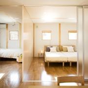 日式MIUI清爽住宅欣赏卧室局部