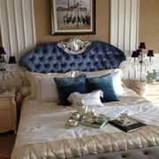 110平米简欧风格住宅欣赏卧室摆件