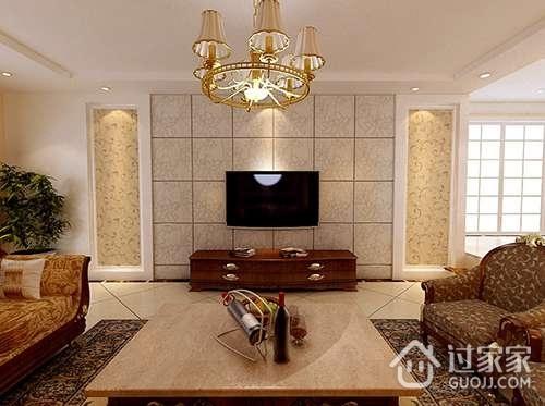 什么是电视墙  电视墙装修八大材料任选
