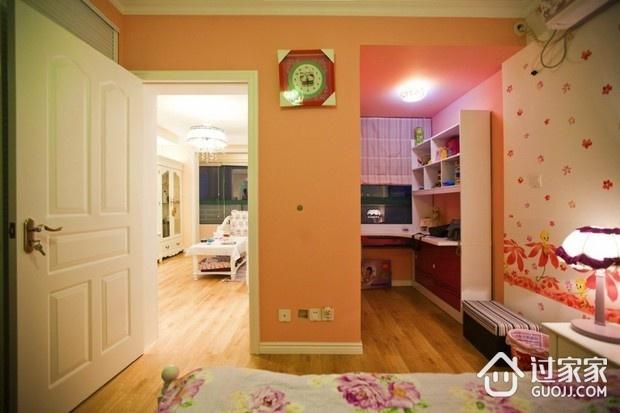 79平温馨小居欣赏卧室室内门