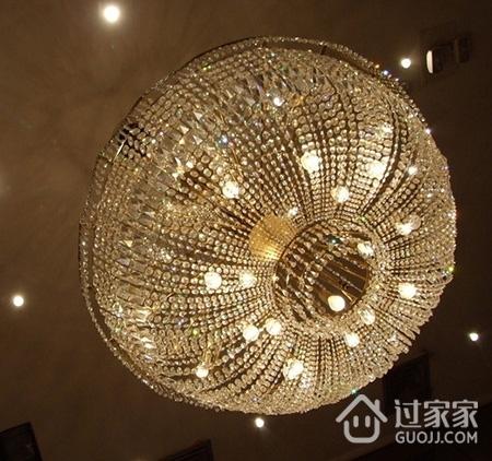 不同区域灯具的选购技巧