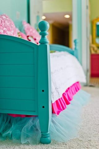 东南亚风格装饰住宅效果图卧室