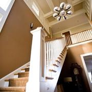 美式装修效果图楼梯