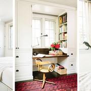 图书馆改造公寓住宅欣赏卧室