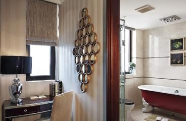 奢华新古典风格欣赏卧室梳妆台