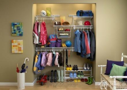 衣柜收纳设计有技巧,9种衣柜格局让收纳完美