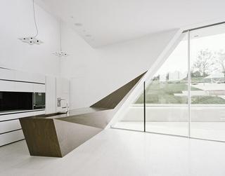 别墅现代设计厨房