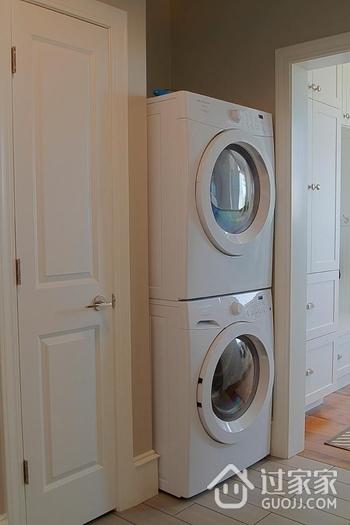 现代简约家居套图洗衣房