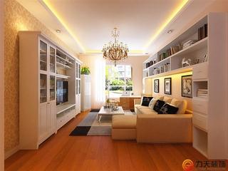 简约两室两厅欣赏客厅