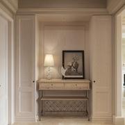 暖色玄关鞋柜装修效果图 让家居更舒适