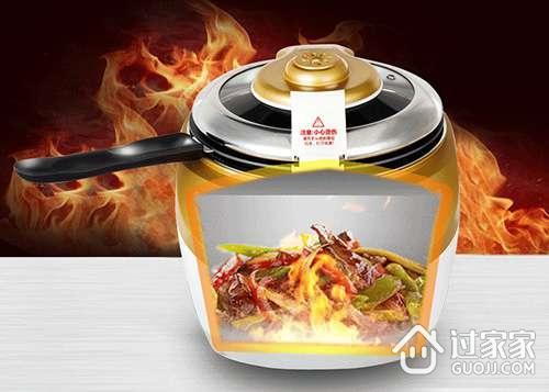 全自动炒菜锅的八大特色