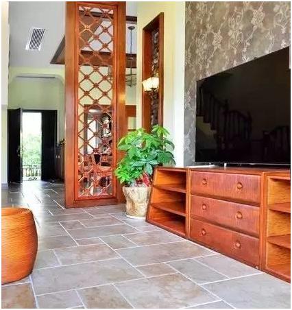 280平东南亚风格别墅设计,演绎迷情天然家