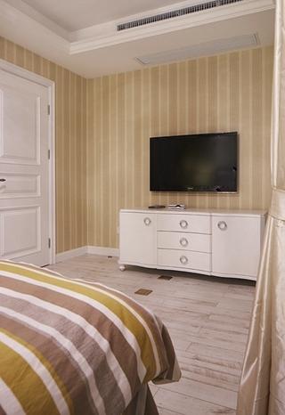 144平美式复式住宅欣赏儿童房