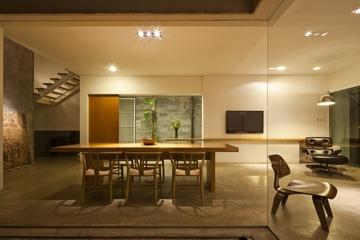现代简约风住宅设计
