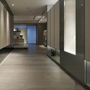 现代风三居室设计欣赏过道陈设